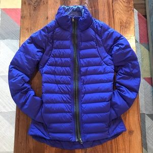 EUC Lululemon Fluffed Up Jacket Size 4